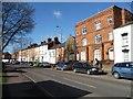SP4640 : Varied terraced housing, Middleton Road, Grimsbury by Christine Johnstone