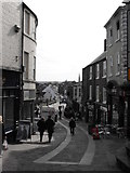 NZ2742 : Narrow street, Durham by JThomas