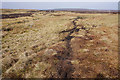 SD9939 : Path past Scotland Hill by Bill Boaden