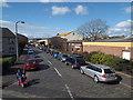 NT2676 : Burlington Street, Edinburgh by Malc McDonald