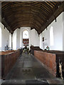 TM2972 : Inside of All Saints Church by Adrian Cable