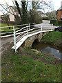 TM2972 : Bridge on Church Walk by Adrian Cable