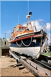 TR3751 : RNLB The Hampshire Rose and Walmer Lifeboat Station by David Dixon