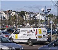 J5081 : Animal Ambulance, Bangor by Rossographer