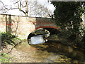 TM3051 : One of the two bridges at Ufford by Adrian S Pye