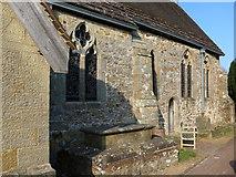 TQ3632 : St Margaret, West Hoathly: churchyard (IX) by Basher Eyre