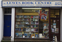 TQ4210 : Lewes Book Centre by Stephen McKay