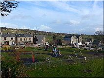 SD3876 : Recreation ground in Allithwaite by Basher Eyre