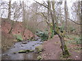 NO2601 : Riverside Walk, Glenrothes by Les Hull