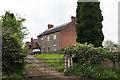 SO5573 : Amperley Farm by Ian Capper