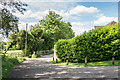 TQ2256 : Off Motts Lane by Ian Capper
