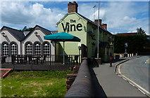 SO8483 : The Vine Inn, Kinver by Mat Fascione