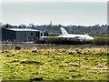 SJ8982 : Woodford Aerodrome, Avro Vulcan XM603 by David Dixon