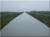 TF3516 : South Holland Main Drain by JThomas