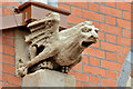 J3372 : Gargoyle, Queen's University, Belfast - April 2015(1) by Albert Bridge