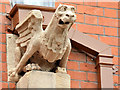 J3372 : Gargoyle, Queen's University, Belfast - April 2015(2) by Albert Bridge