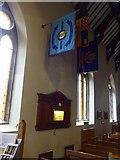 NY2623 : Inside Keswick St John (1) by Basher Eyre