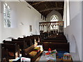 TG1902 : Inside of St.Mary's Church by Adrian Cable