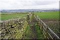 SE0139 : Footpath off White Lane by Bill Boaden