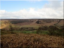 SE8493 : Looking  into  the  Hole  of  Horcum by Martin Dawes