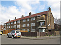 TQ4474 : Housing on Anstridge Road by Stephen Craven
