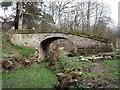 SK0942 : Seventy Bridge cleared of trees by Ian Calderwood