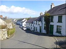 J3996 : Gleno, County Antrim by Kenneth  Allen