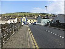 D3115 : The Cloney, Glenarm by Kenneth  Allen