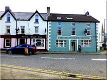 D3115 : Coast Road Inn / Bridge End Tavern, Glenarm by Kenneth  Allen