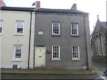 D3115 : House, Glenarm by Kenneth  Allen