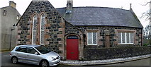 D3115 : The Old Schoolhouse, Glenarm by Kenneth  Allen
