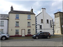 D3115 : Houses, Altmore Street / Tobervine Street, Glenarm by Kenneth  Allen