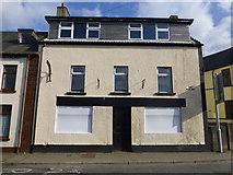 D3115 : Vacant building along New Row, Glenarm by Kenneth  Allen