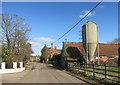 SP6814 : Hill Farm, Dorton by Des Blenkinsopp