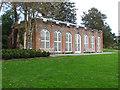 SU8612 : The Orangery, West Dean House by Alan Hunt