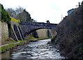 SJ9272 : Macclesfield Canal: Verdons Bridge No 41 by Dr Neil Clifton
