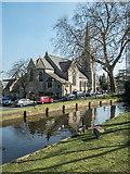 TQ3296 : Trinity Church, Gentleman's Row, Enfield by Christine Matthews