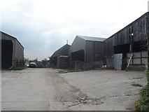 SW8773 : Trevear Farm by Anthony Parkes