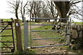 NX5853 : Footpath Gate on the way to Sandgreen by Billy McCrorie