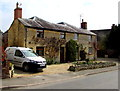 SP0228 : Cottage Canine Grooming premises and van, Winchcombe by Jaggery
