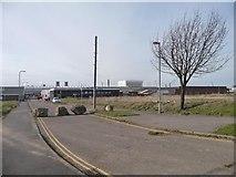 NZ4920 : Richmond Street blocked, Middlesbrough by Christine Johnstone