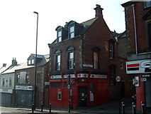 NZ2364 : Post Office on Westgate Road, Newcastle by JThomas