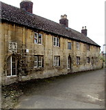SP0228 : Chandos Almshouses, Winchcombe by Jaggery