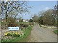NZ1275 : Eyebrook Milbourne by JThomas