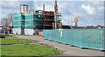 J3674 : Connswater Visitor Centre, Belfast (April 2015) by Albert Bridge