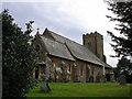 TL0841 : Haynes, St Mary by Matthew Sheasby