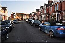 ST3049 : Burnham-on-Sea : Kingsway Road by Lewis Clarke