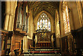 SK9153 : St.Helen's chancel by Richard Croft