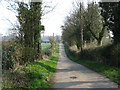 SP9207 : Parrott's Lane, Buckland Common by David Purchase