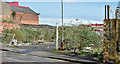J3474 : Vacant site, Little Patrick Street, Belfast (April 2015) by Albert Bridge